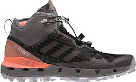 adidas TERREX AX3 GTX Schoenen Dames, grey fivecore blackclemin